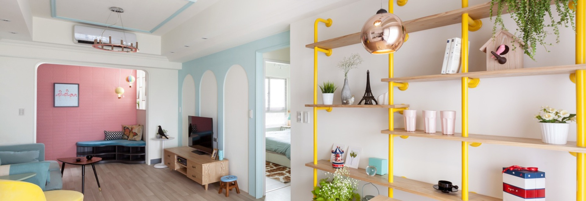 Colori Pastello Per Camera Da Letto : Colori per camera da letto ...
