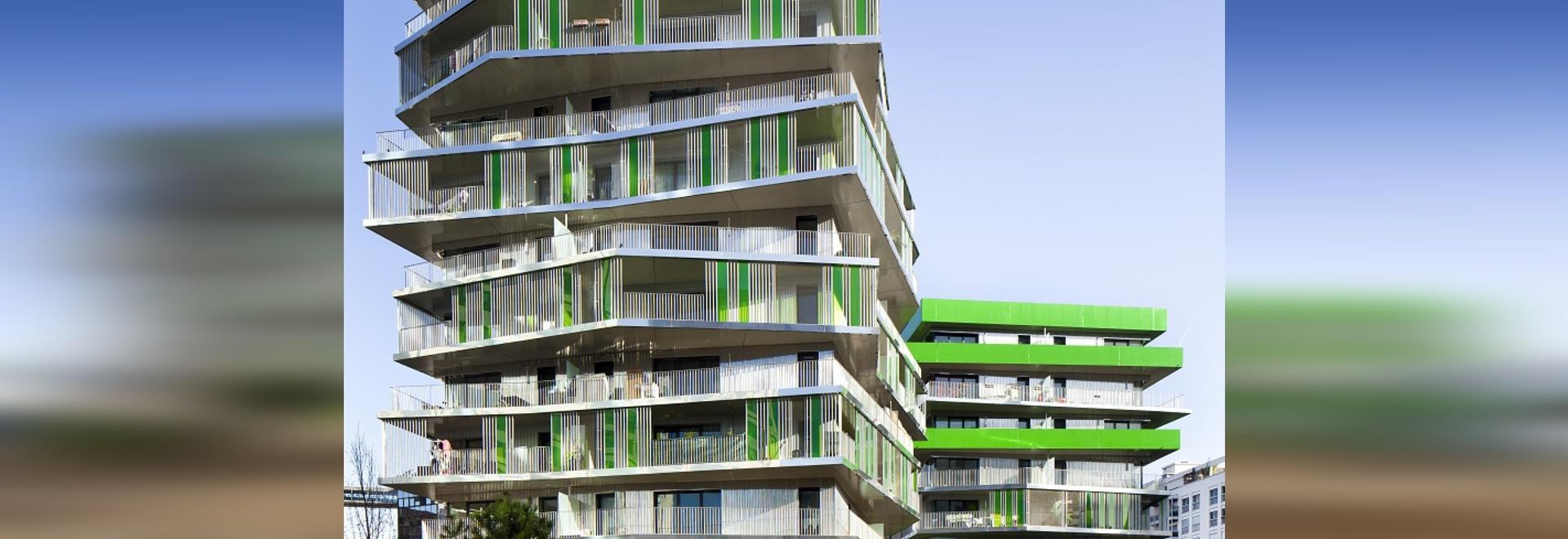 62 alloggi sociali  a Parigi