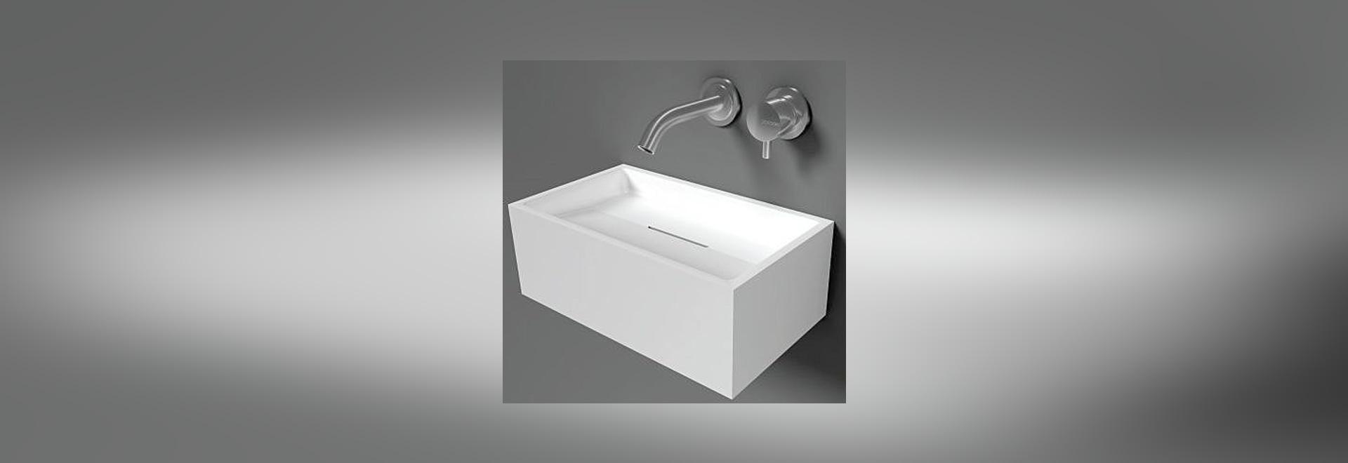 Armadietto di stanza da bagno del BOZZOLO Hidden90