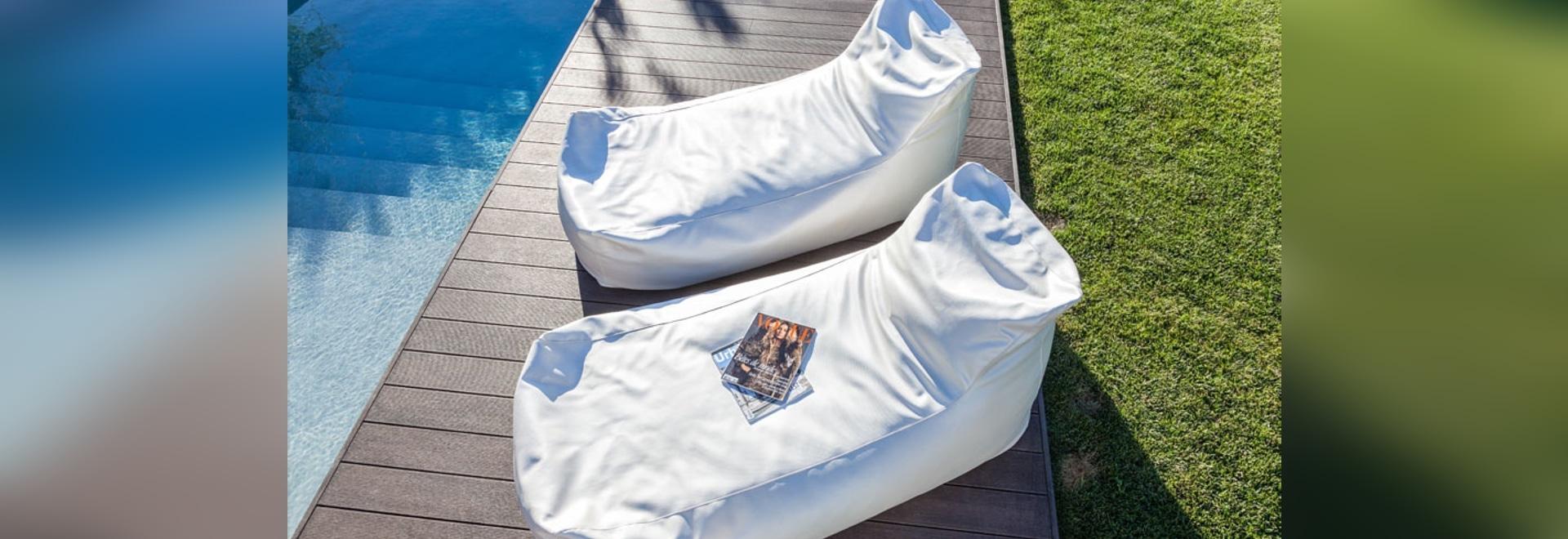 Chaise-lounge di Sun del soffio