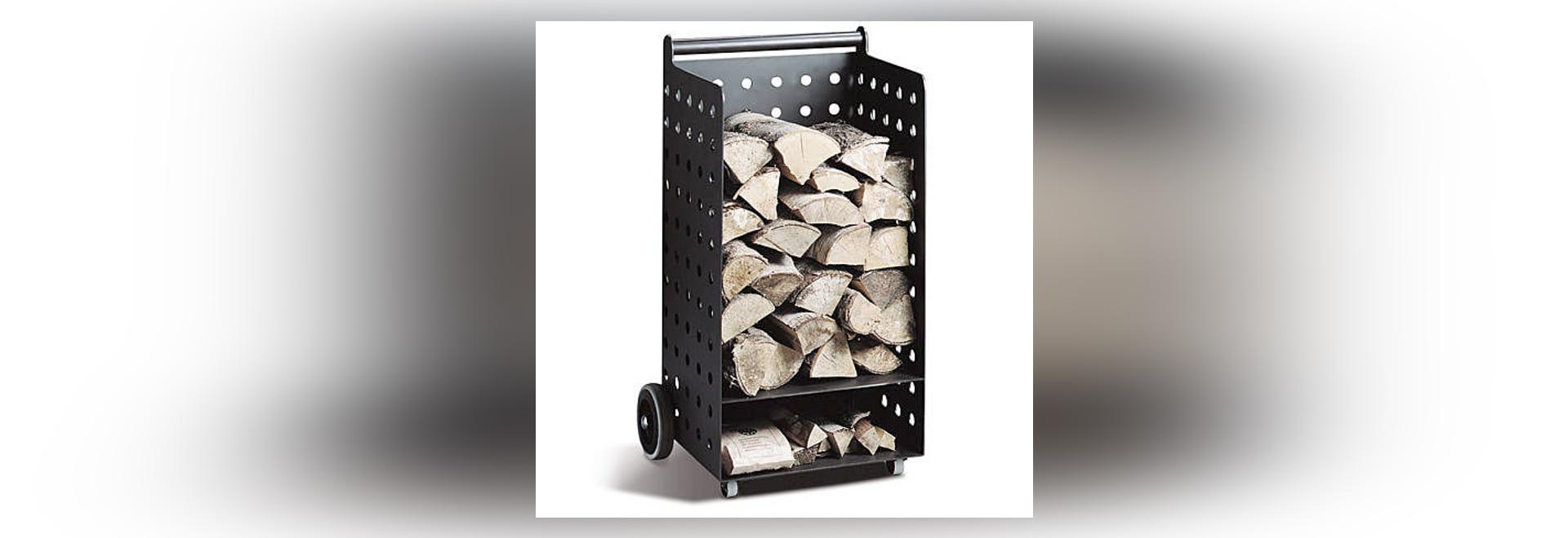 Ben noto Contenitore di legna da ardere di HWAM - HWAM Intelligent Heat AS OE94
