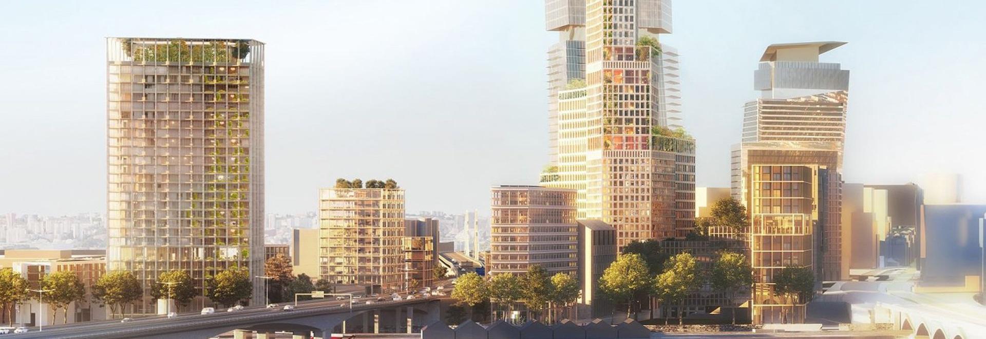 david adjaye parte del team vincente scelto per progettare il nuovo quartiere di Parigi