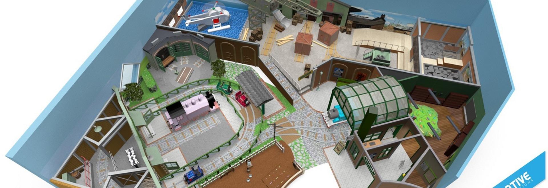 Lappset e le marche iconiche di Mattel vengono insieme a formare il gioco di Mattel! Sevenum nei Paesi Bassi