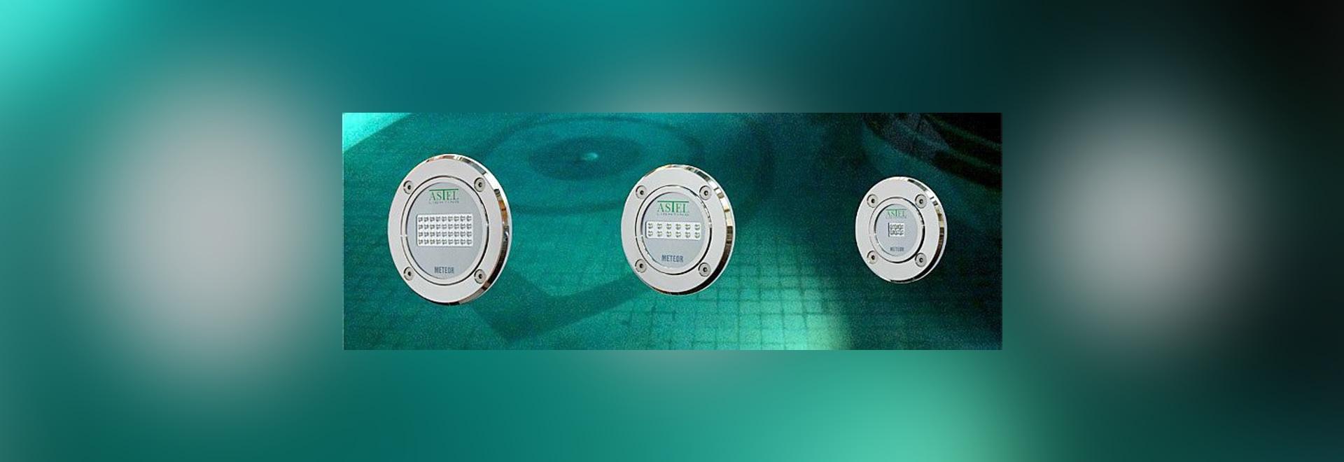 METEOR luci a LED per le piscine: per le installazioni nuove e ...