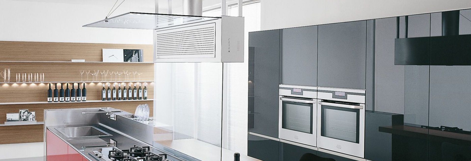 New Logica System Isola - VALCUCINE