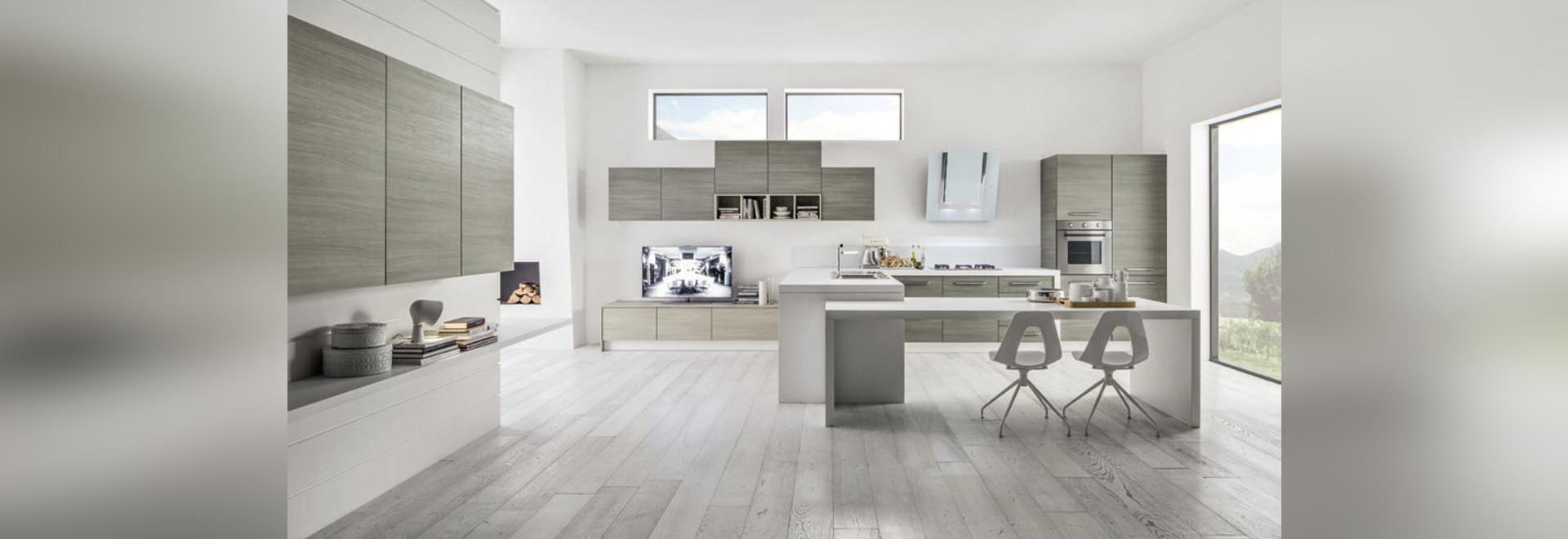 NOVITÀ CACAO cucina moderna by Arrex - Arrex