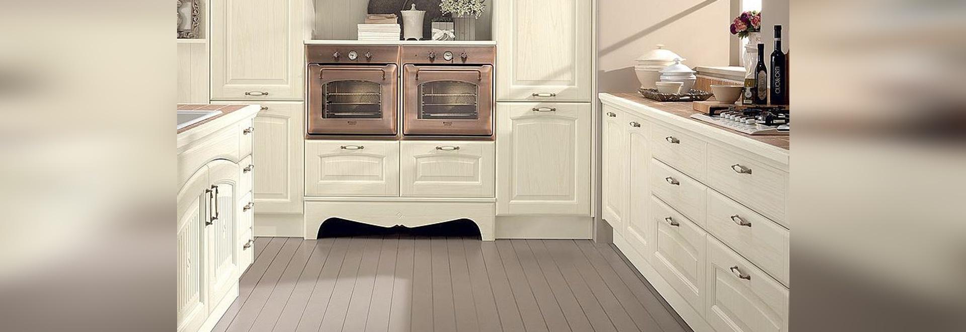 NOVITÀ: cucina classica by CUCINE LUBE - CUCINE LUBE