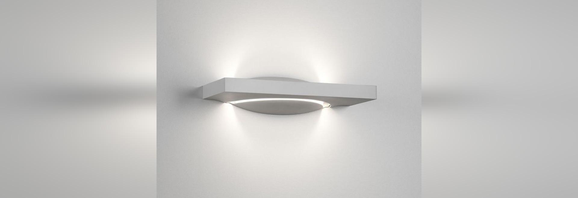 NUOVO: Luce contemporanea della parete di POGO da DELTA LIGHT ...