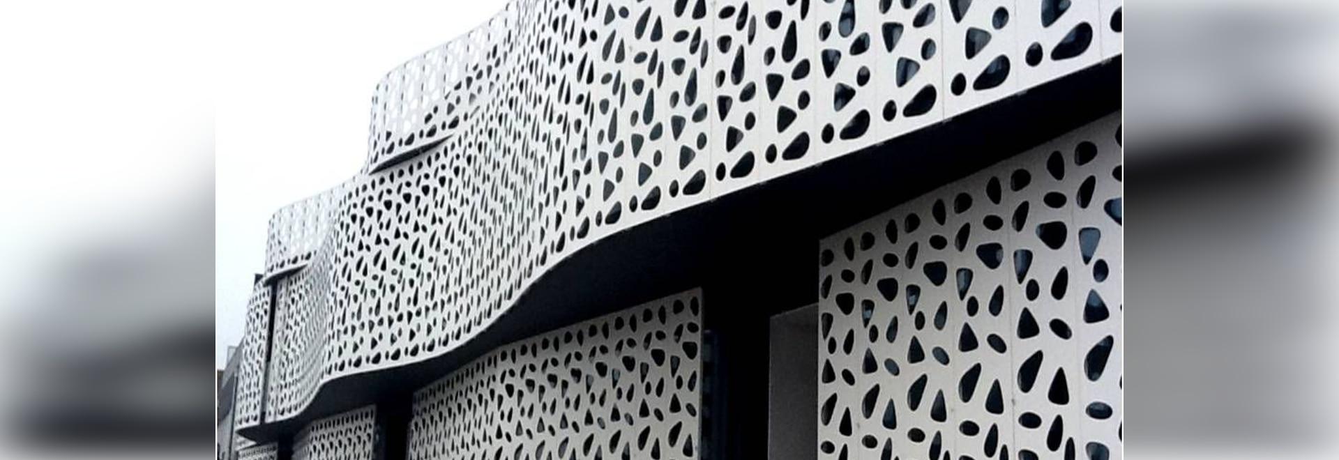 NUOVO: ombreggiatura solare di alluminio da BPLAN