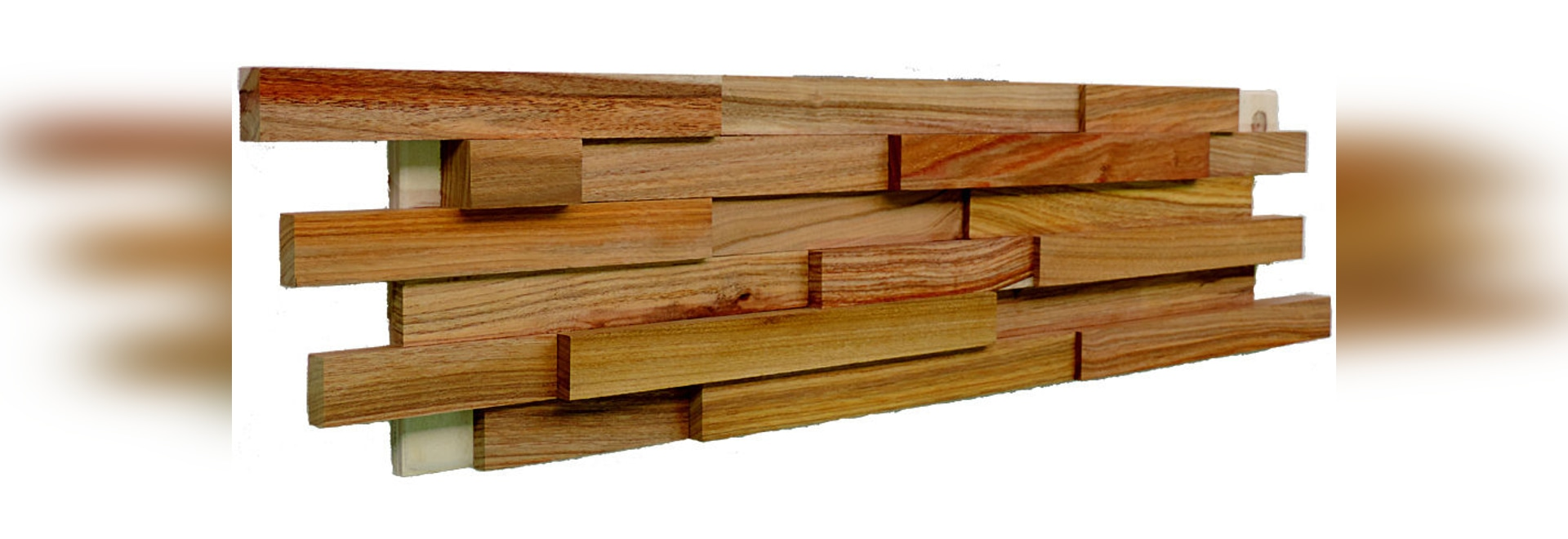Super NUOVO: rivestimento di legno della parete da INPA Parket - INPA Parket XY85