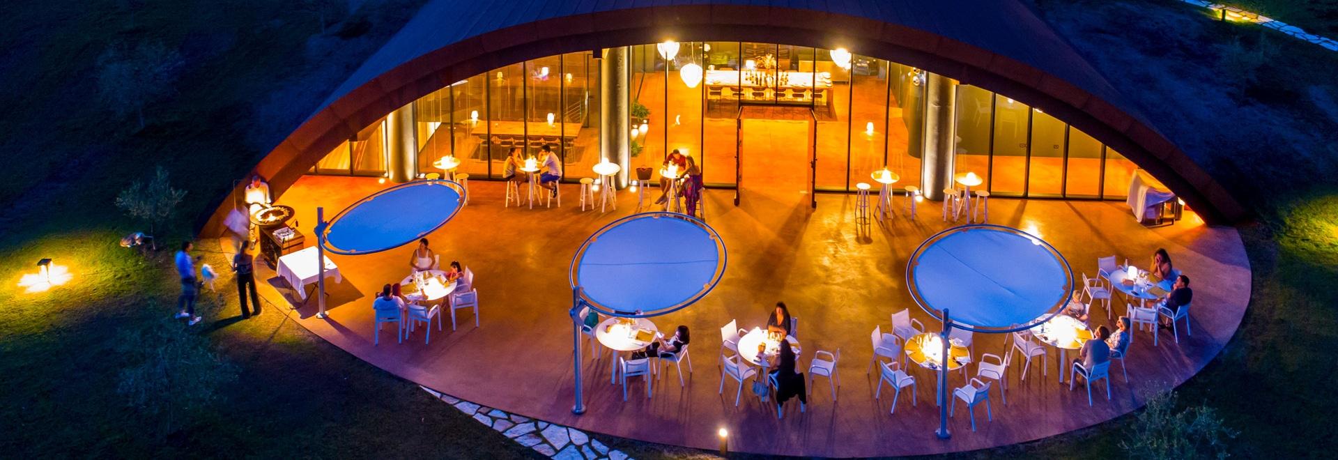 Ombrelli Filodivino @winehous Italia di Eclipsum