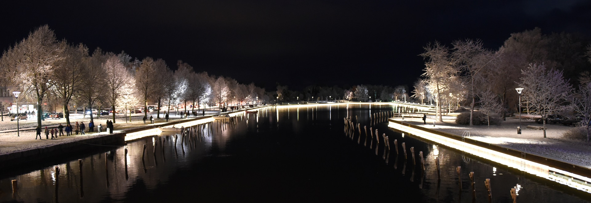 progetto del liniLED® | Uusikaupunki, Finlandia