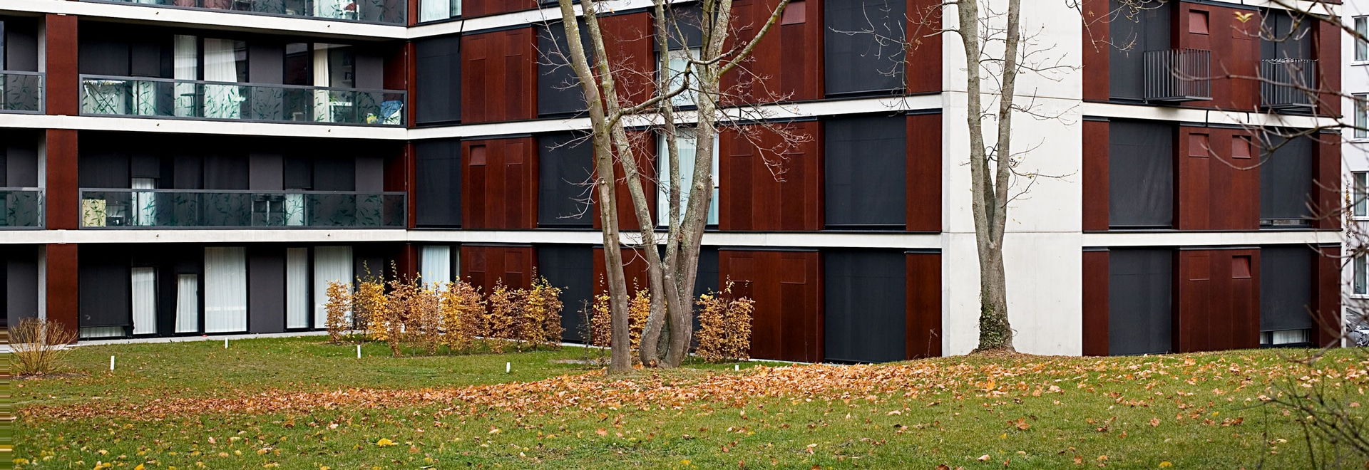 Residenza per studenti a Zürnstraße