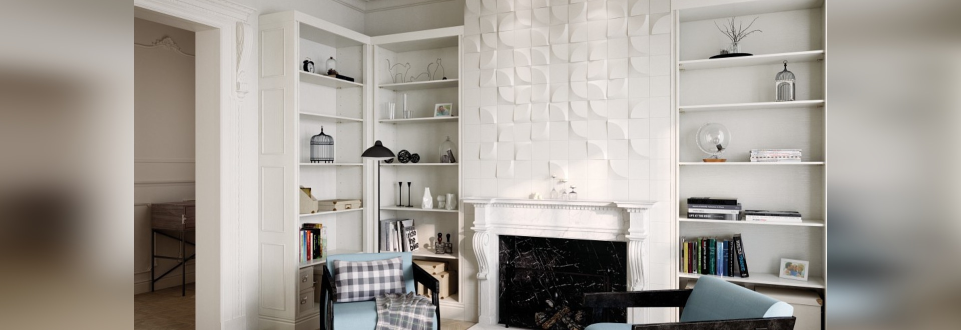 Scopra una collezione fatta per le progettazioni specializzate della parete