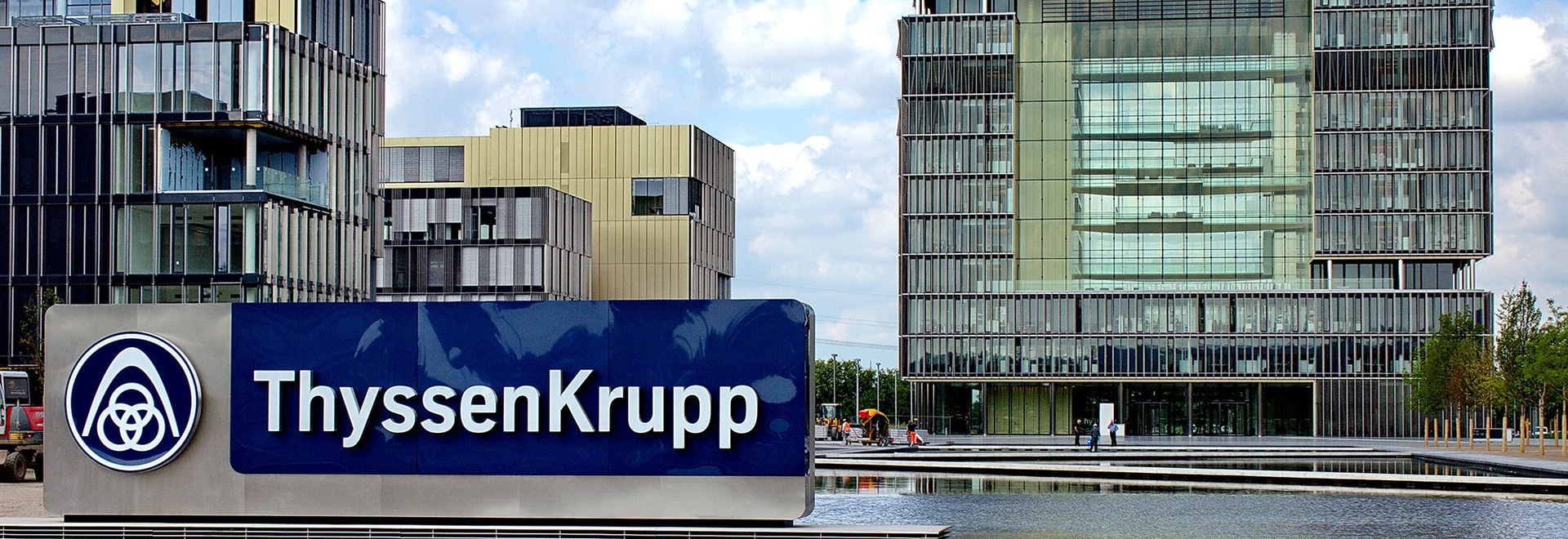 ThyssenKrupp AG, Essen, Germania