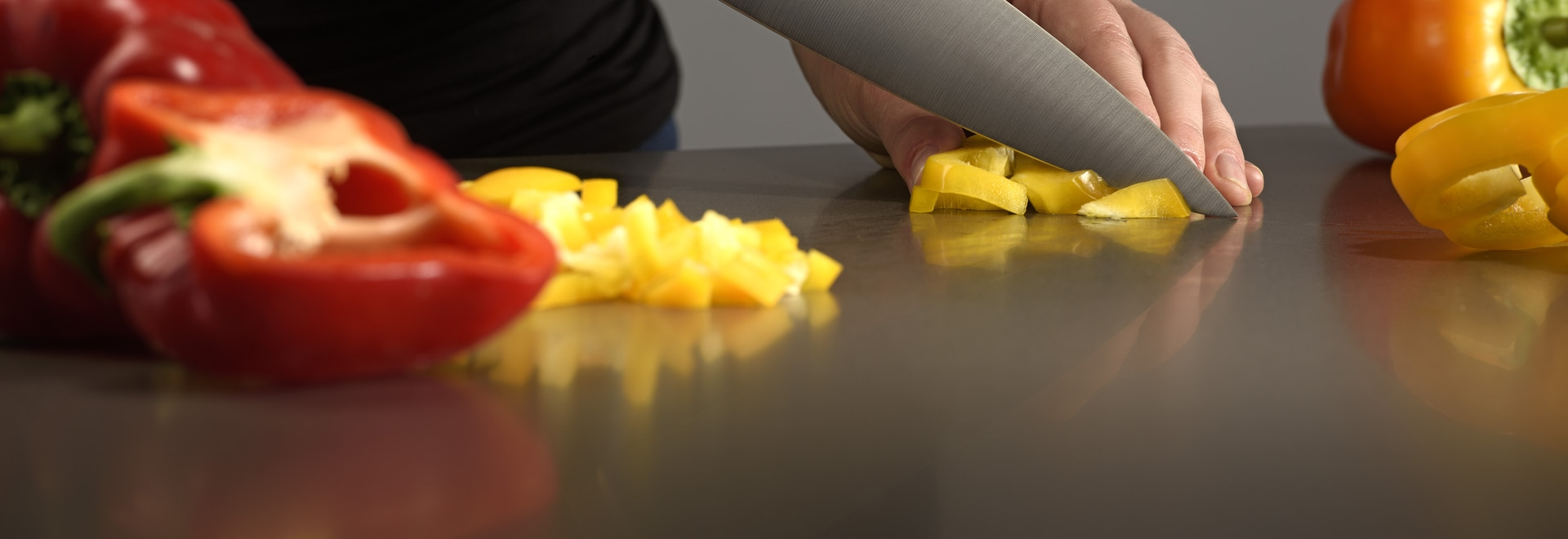 TM Italia sceglie il Lapitec® per la propria manifattura sartoriale cucine
