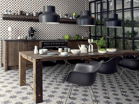 NovitÀ: piastrella da cucina by ceramica fioranese ceramica fioranese