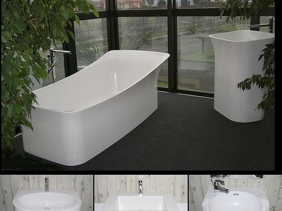 TECHNOVA: tante proposte per ristrutturare il bagno dell'albergo.