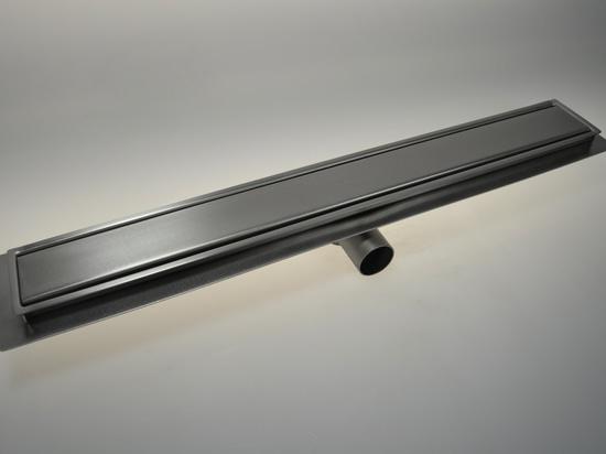 Linea 3070 - Inoxsystem® Canaletta Italia - con sifone e filtro estraibili – con bordo porta guaina