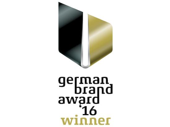 BRUNE vince il premio tedesco 2016 di marca