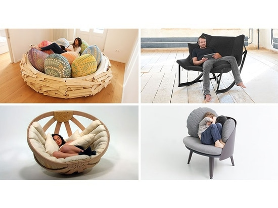 12 sedie comode che sono perfette per il rilassamento dentro