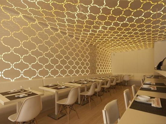 NUOVO: pannello decorativo del muro divisorio da BPLAN