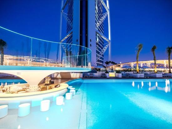 Burj Al Arab Terrace, Dubai (UAE)