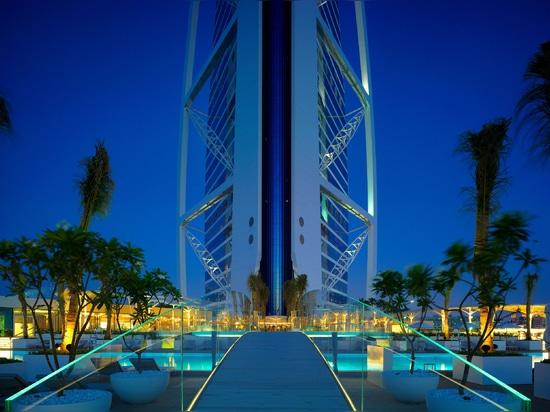 TERRAZZO ARABO DI AL DI BURJ, DUBAI (UAE)