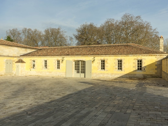 Château Margaux (st Emilon 33)