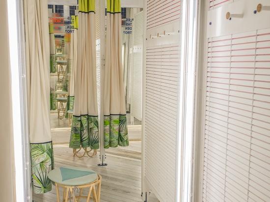 Airfal illumina i nuovi negozi Pull&Bear