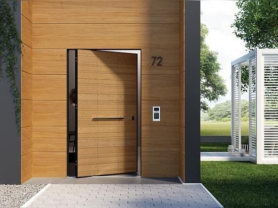 Configuratore online aperto a tutti per la porta blindata a bilico Di.Big
