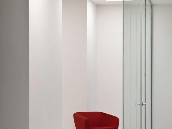 Lampade Per Ufficio Milano : Rossini illuminazione per i nuovi uffici della metro di milano