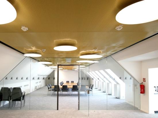 """Sistema metallico del soffitto della maglia nel re del """"dell'Inghilterra «"""