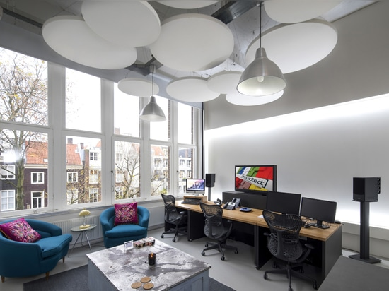 MPC Amsterdam installa i cerchi acustici della classe