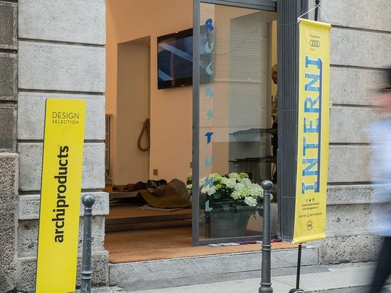 Sedia di Stammplatz a Milano!