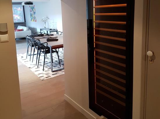 EuroCave: gabinetto vampata-misura del vino….