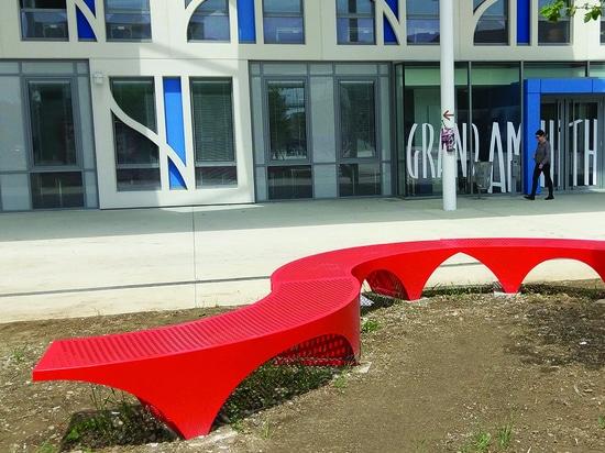 Mobilia su misura per l'università di Tolosa
