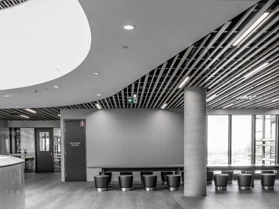 LAMINAM nell'Architettura d'Interni