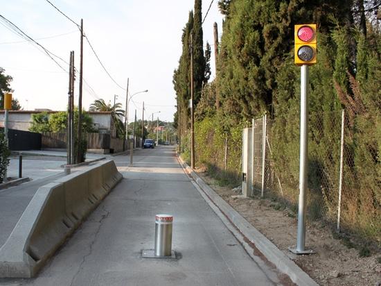 Automatismi per l'accesso alle aree limitate