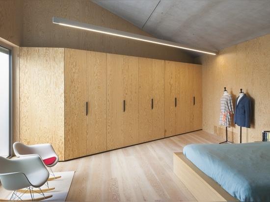 La residenza di Grimbergen: gli architetti di i.s.m scelgono l'orbita