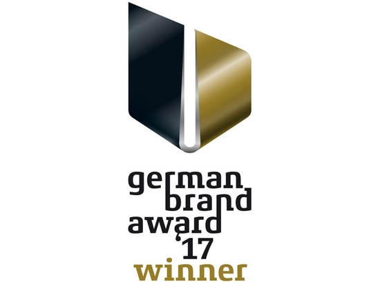 BRUNE vince il premio tedesco 2017 di marca