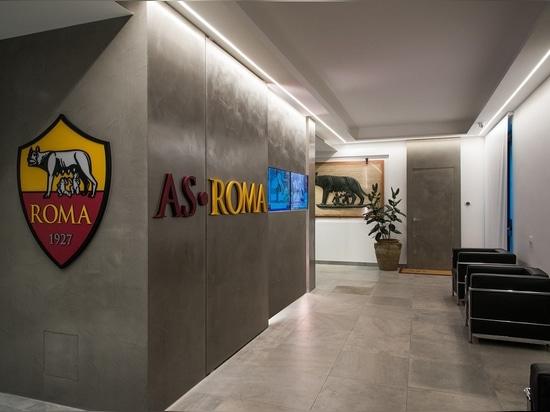 A.S. Roma - complesso di sport di Trigoria
