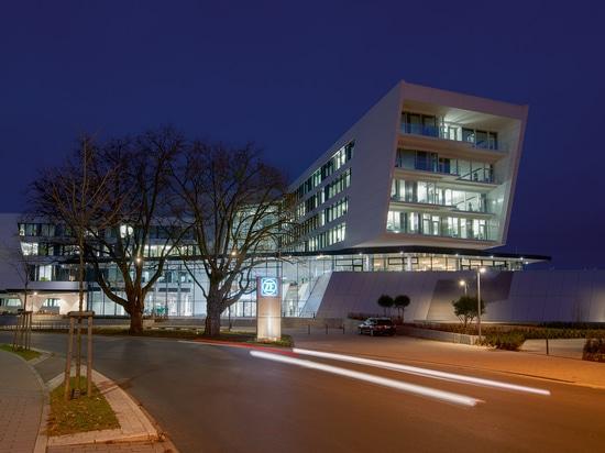 Friedrichshafen AG, Friedrichshafen, Germania di ZF
