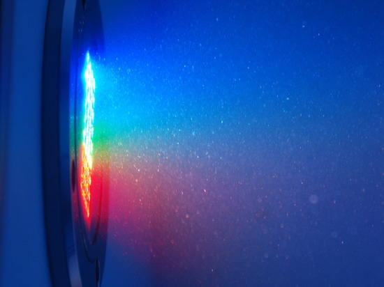 Le luci a LED per piscine METEOR