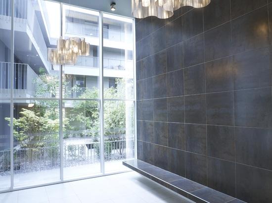 Progetto a cura di Cogedim in costruzione a Parigi