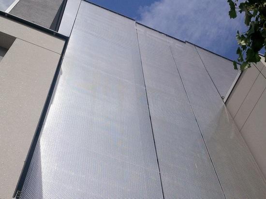 Haver Mesh Facade architettonico