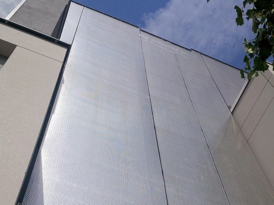 Rivestimento architettonico della facciata della maglia di HAVER