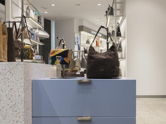 Lo studio Schiwitzke & Partner introduce KRION nel cuore di Munich, Ludwing Beck