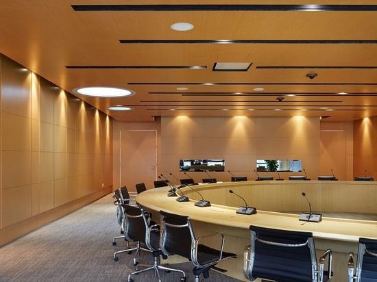 Shenzhen Vanke acquartiera la progettazione interna del rinnovamento