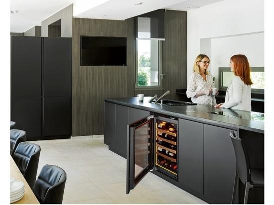 Knowhow di EuroCave nella cucina